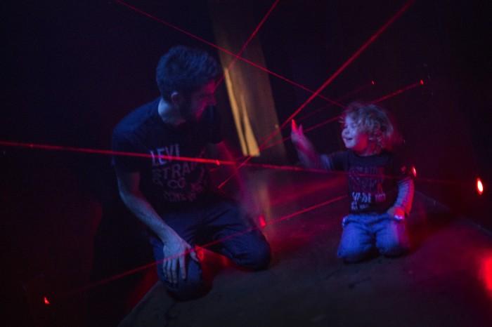 laserrummet
