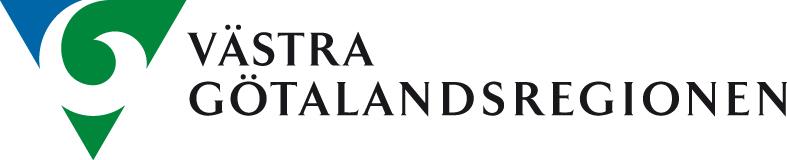 Västra götalandsregionen logga