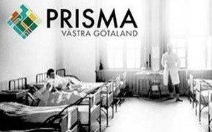 Prisma Västra Götaland historia sjuksal