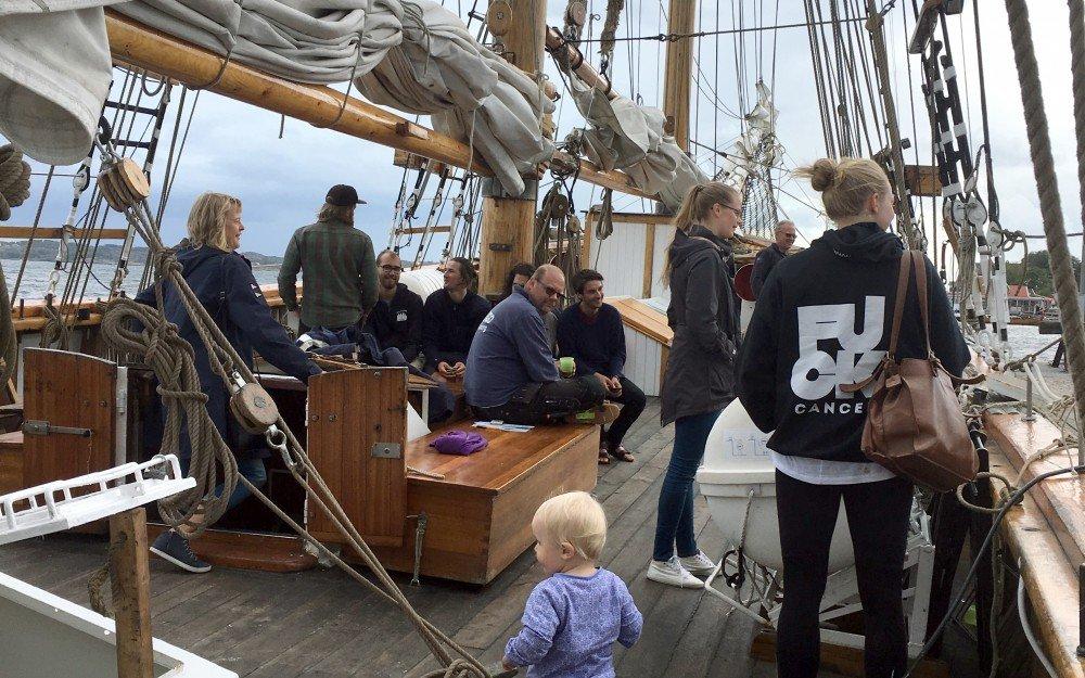 Kulturhamnsdagen i Lysekil 2017