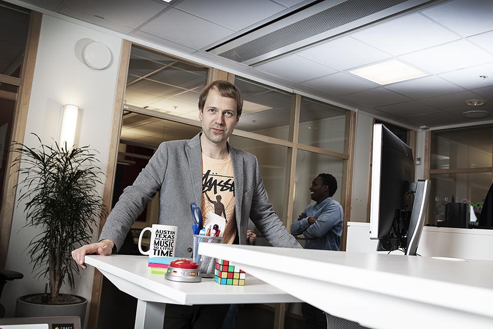 Jesper Strömqvist webb